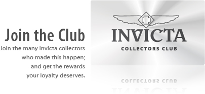 Join the invicta club
