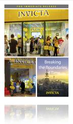 Invicta Store, Times Square