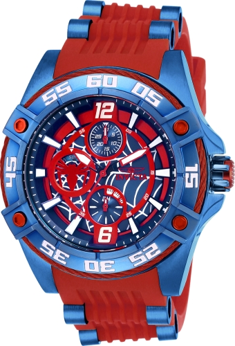 Marvel collection for Spiderman watches