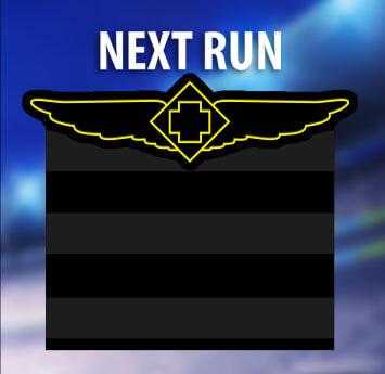 Next run