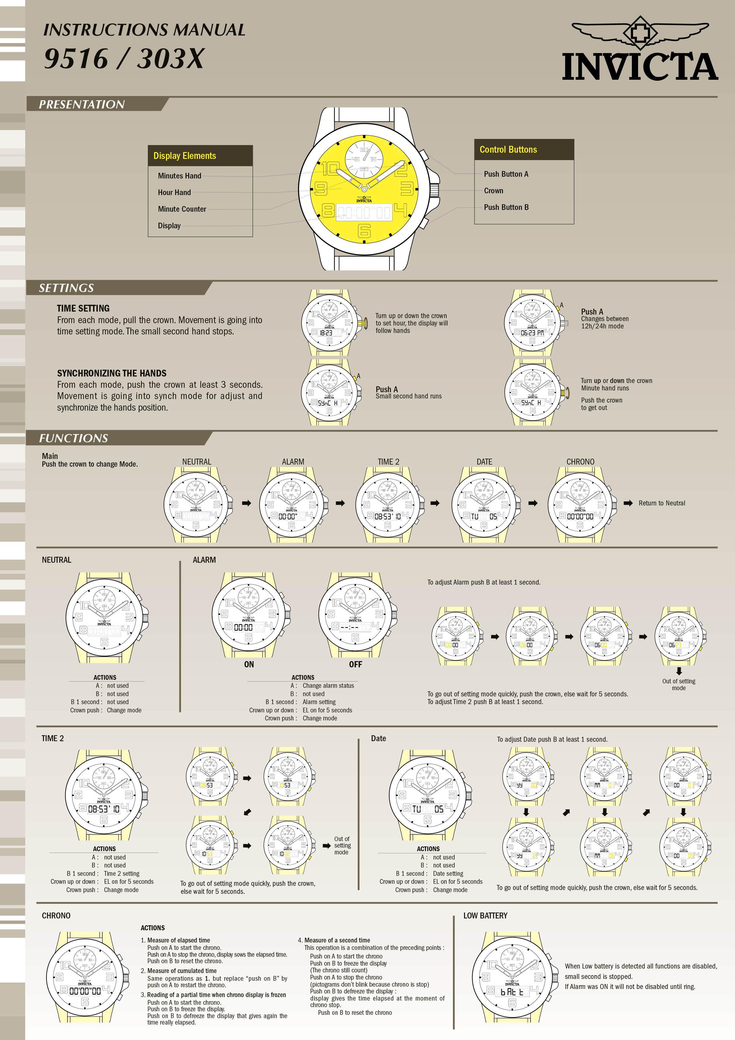 pro diver model 12472 invictawatch com rh invictawatch com invicta watch manual model 14330 invicta watch manual 20478