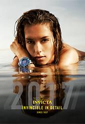 Invicta Calendar 2017