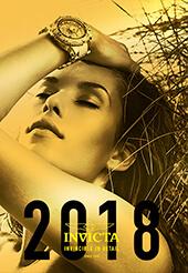 Invicta Calendar 2018
