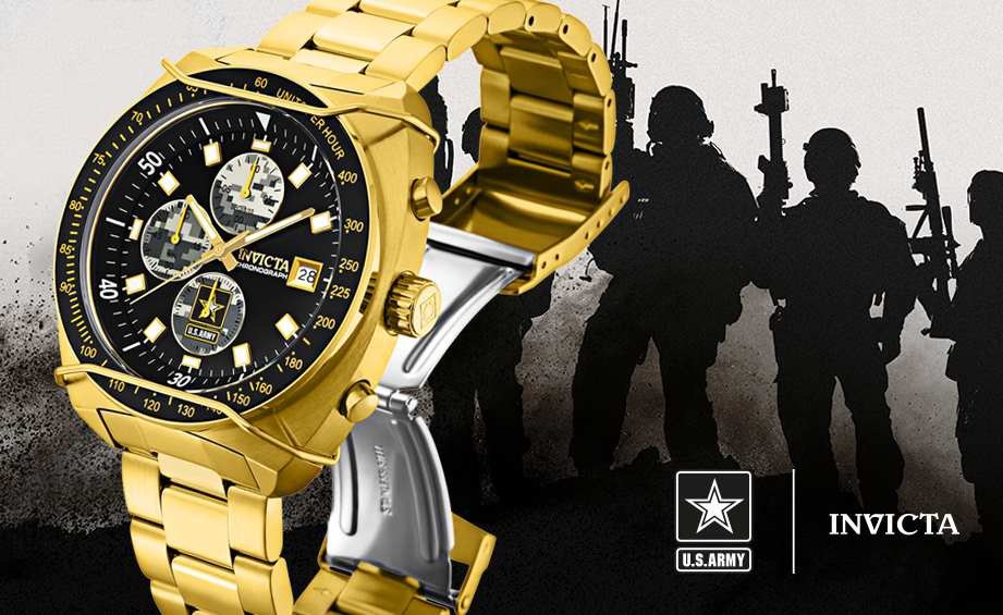 Watch background U.S. Army