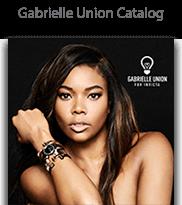Gabrielle Union Catalog