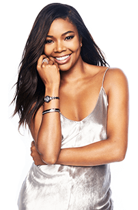 Gabrielle Union for Invicta