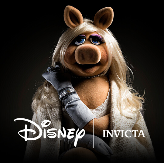 Invicta The Muppets