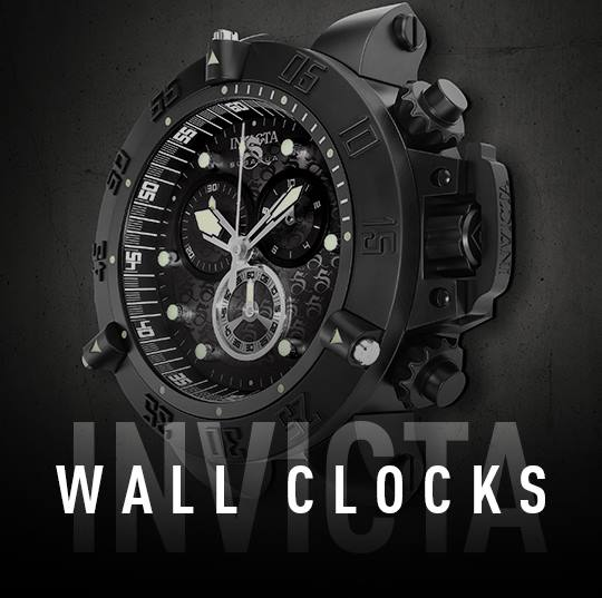 Invicta Wall-Clocks