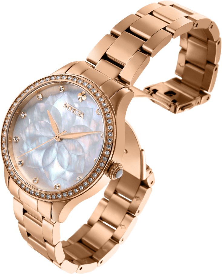 Wildflower collection watch model 28057