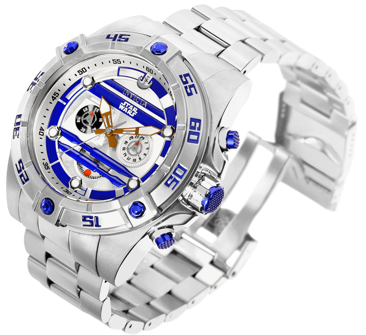 Invicta Star Wars - R2D2 Edition