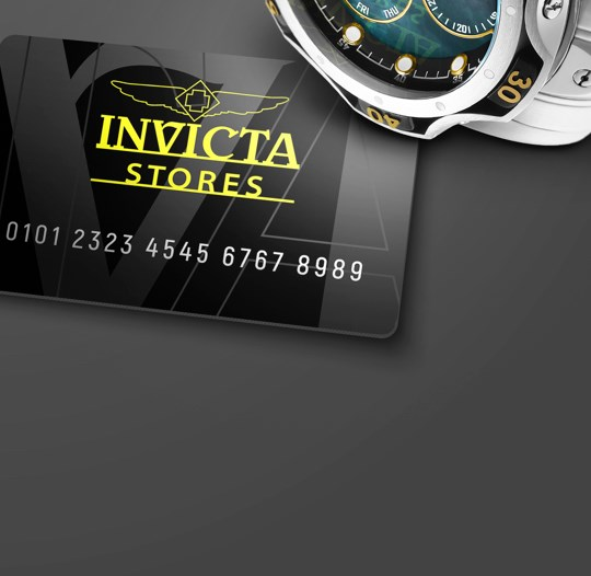Invicta Card