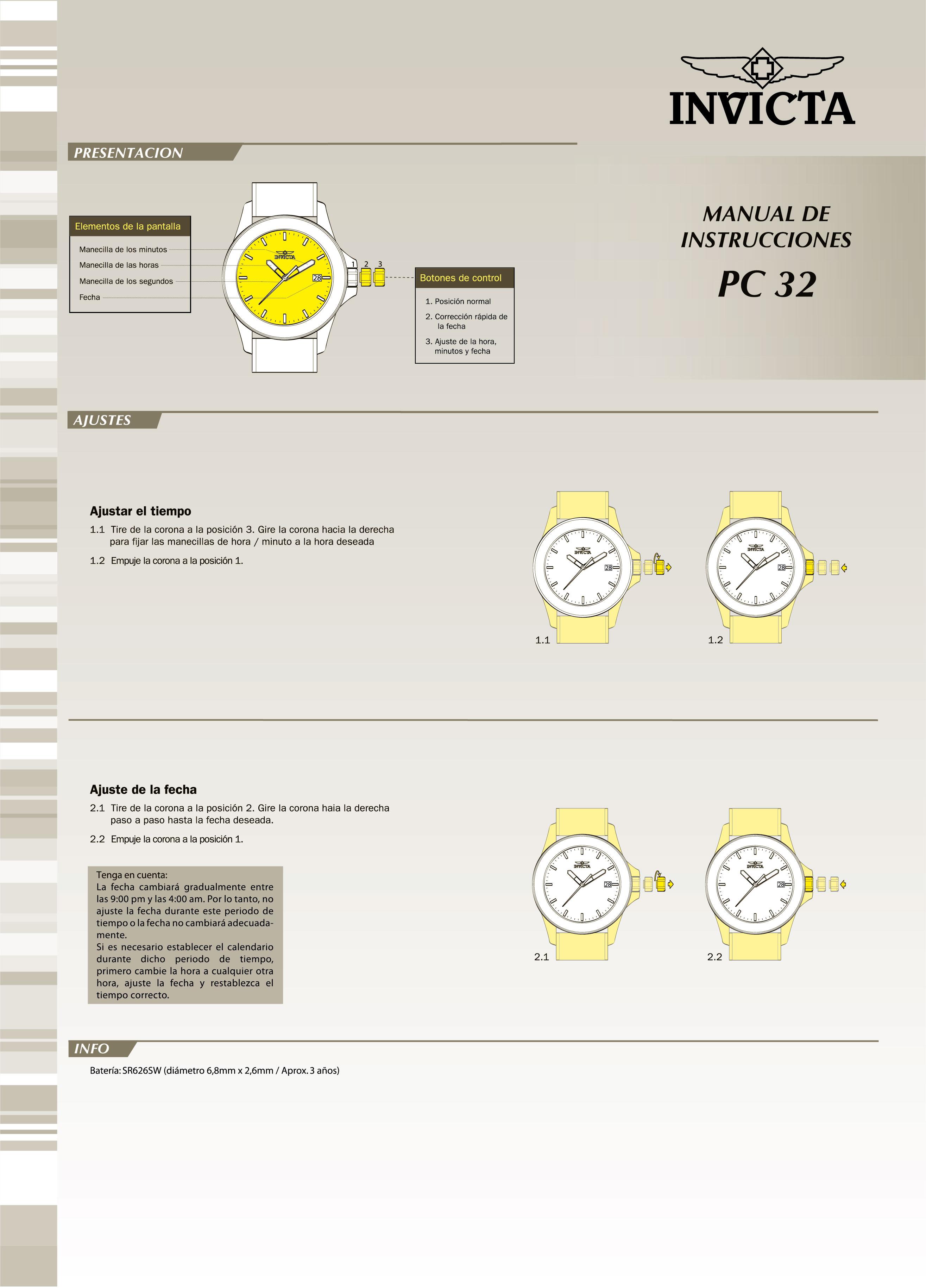 Pc fusion 640t maintenance Manual